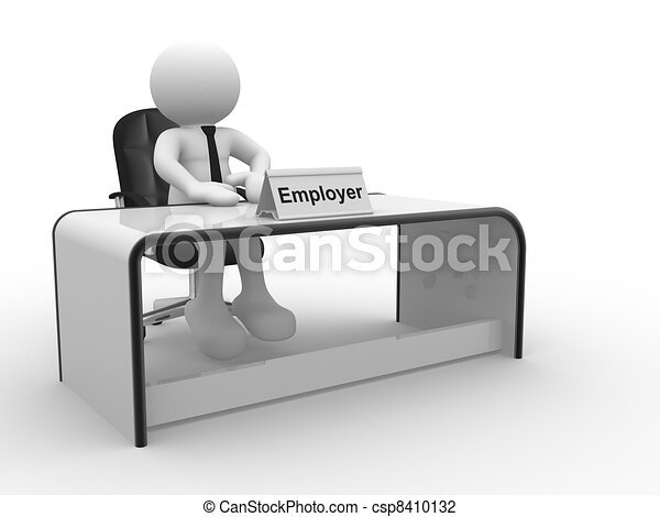 Employer  - csp8410132