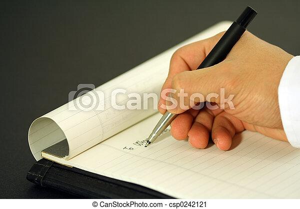 empresa / negocio, carta - csp0242121