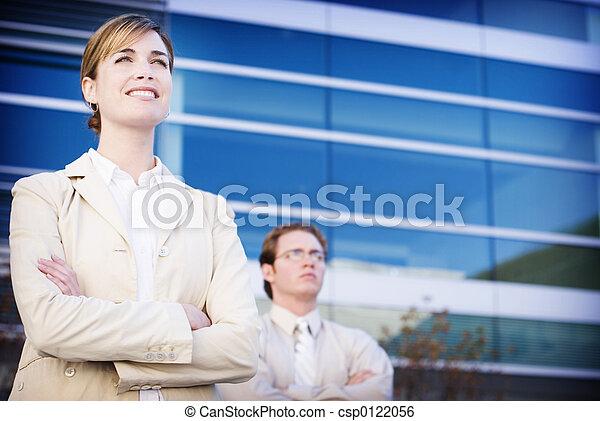 empresa / negocio, visión - csp0122056
