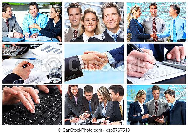 empresarios - csp5767513