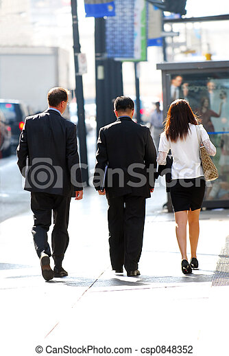Gente de negocios - csp0848352
