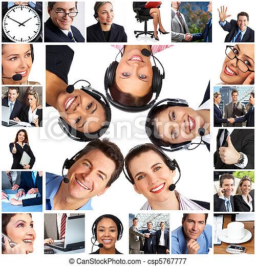 Gente de negocios - csp5767777