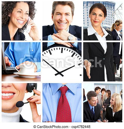 empresarios - csp4782448
