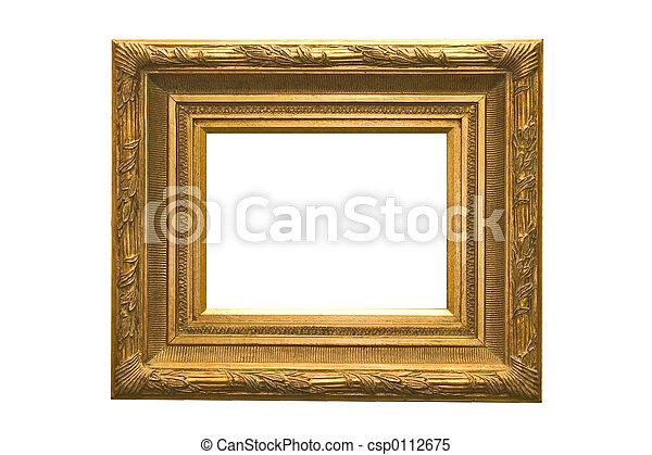 empthy, marco, imagen - csp0112675