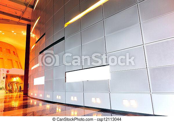 Empty billboard - csp12113044