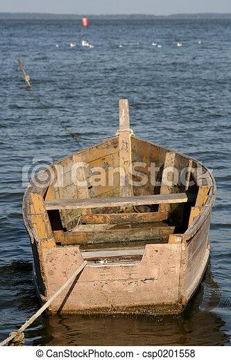 Empty Boat - csp0201558