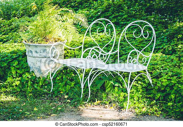Empty chair - csp52160671