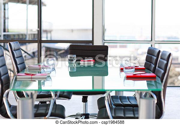Empty Corporate Meeting Room  - csp1984588