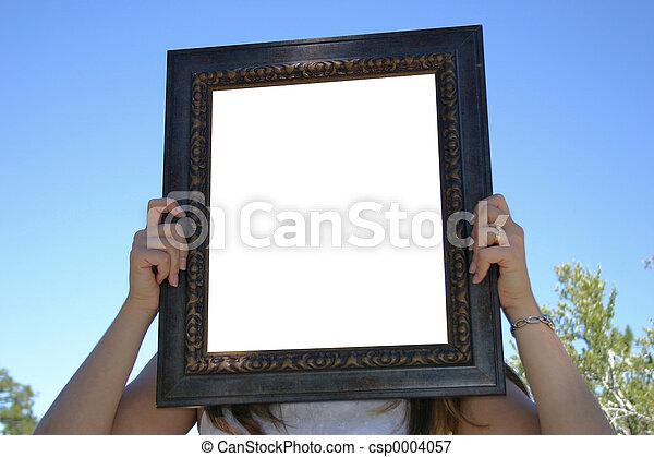 Empty Frame - csp0004057