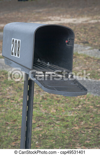 Empty mailbox - csp49531401
