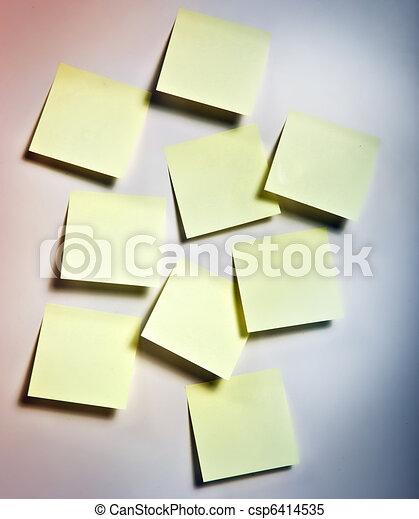 empty paper  - csp6414535