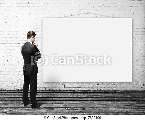 empty poster - csp17632199