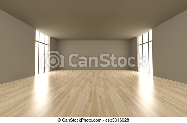empty room clipart. empty room csp3016928 clipart