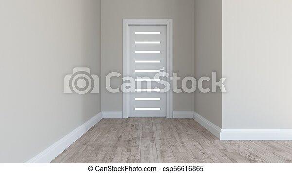 Empty Room - csp56616865