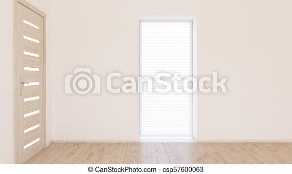 Empty Room - csp57600063