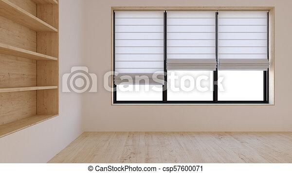Empty Room - csp57600071