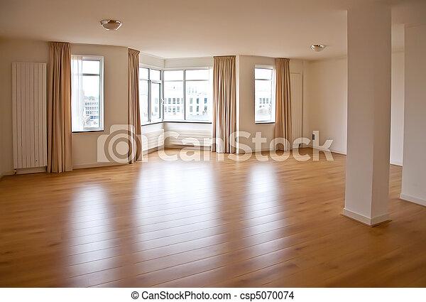 empty room - csp5070074