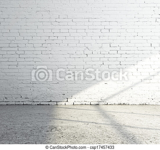 empty room - csp17457433