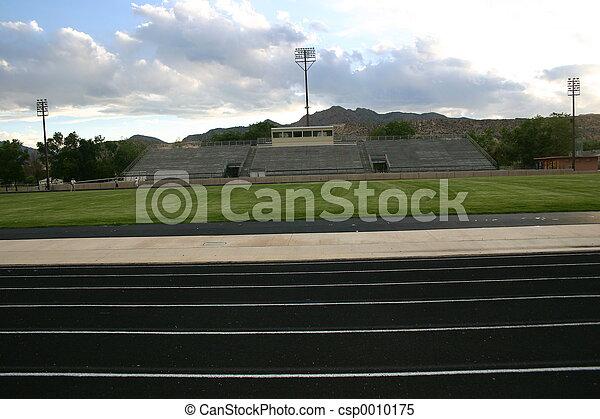 Empty Stadium - csp0010175