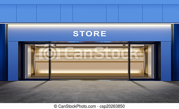 empty store - csp20263850