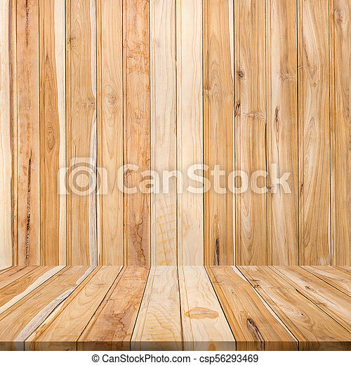 Empty Teak Wood Background Wooden Table Board Background Natural Pine Wood Texture