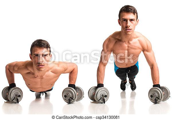 Haz ejercicio - csp34130081
