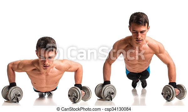 Haz ejercicio - csp34130084