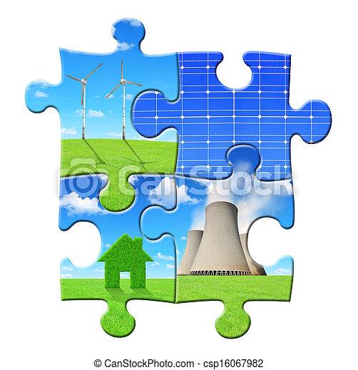 energía, conceptos - csp16067982