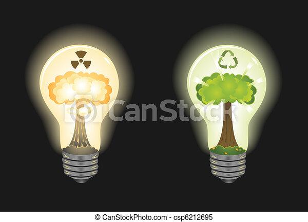 Energía segura - csp6212695