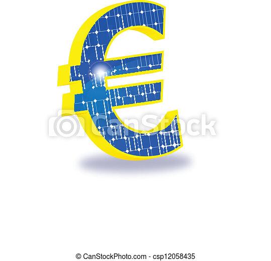 Energía - csp12058435