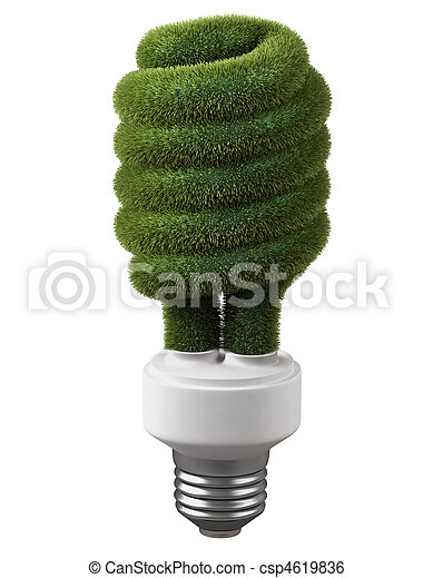 Energía verde - csp4619836