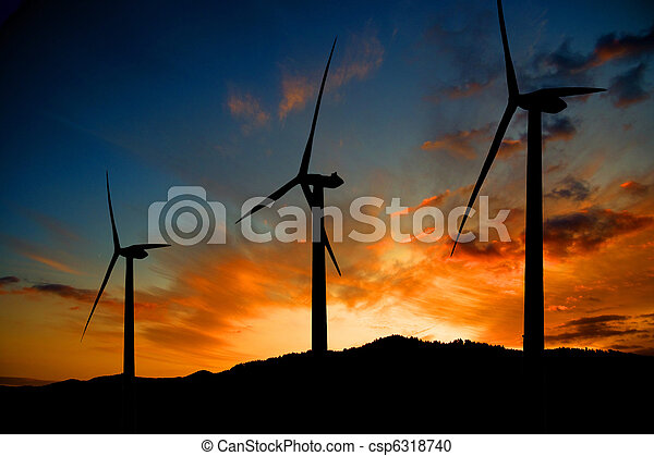 Energía del viento - csp6318740
