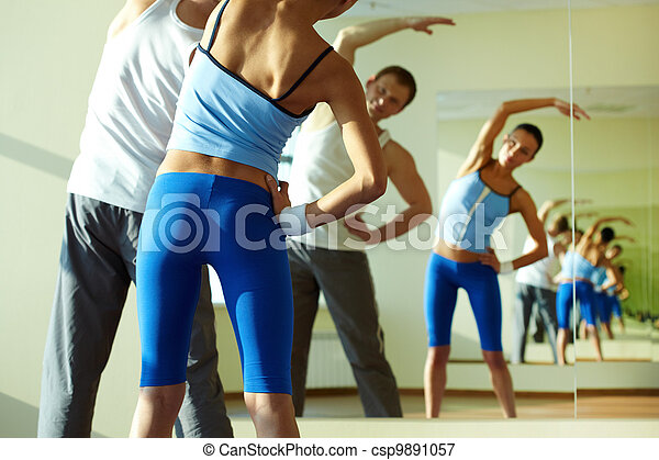 Energetic training - csp9891057
