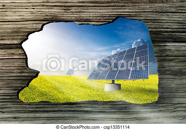 energia - csp13351114