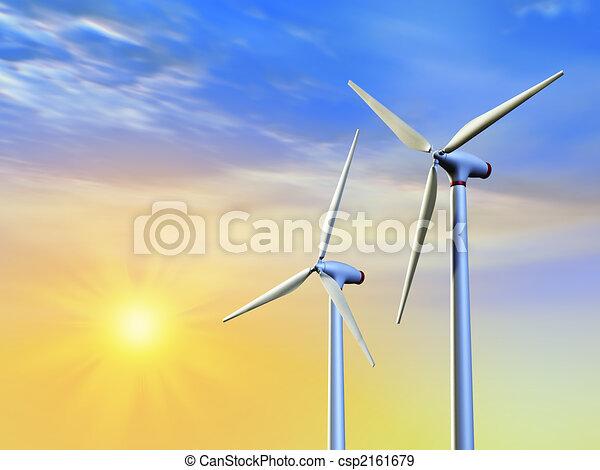 energia, limpo - csp2161679
