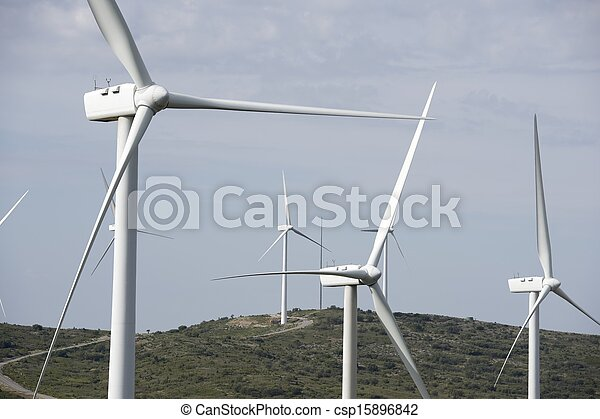 energia, vento - csp15896842