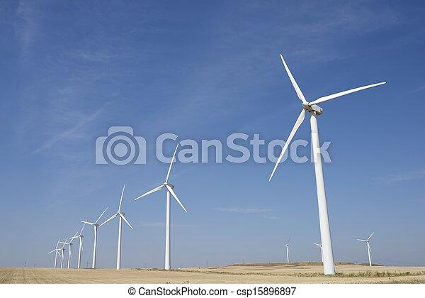 energia, vento - csp15896897