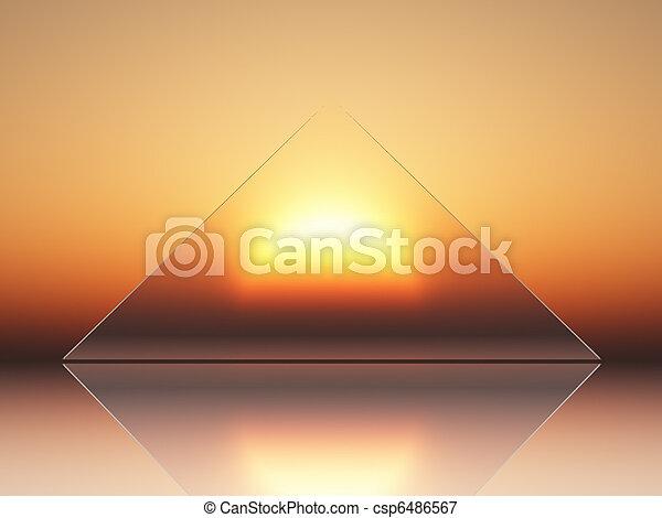 Sonnenenergie - csp6486567