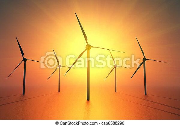 energie - csp6588290