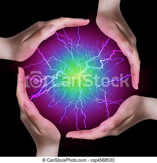 energie - csp4568533