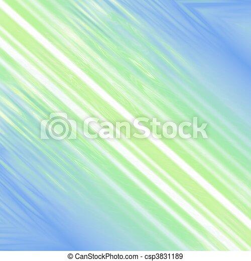 Energy beam abstract aura - csp3831189