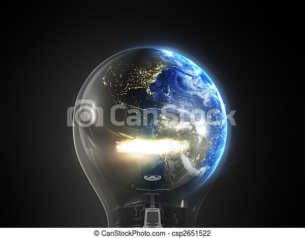 Energy concept - csp2651522