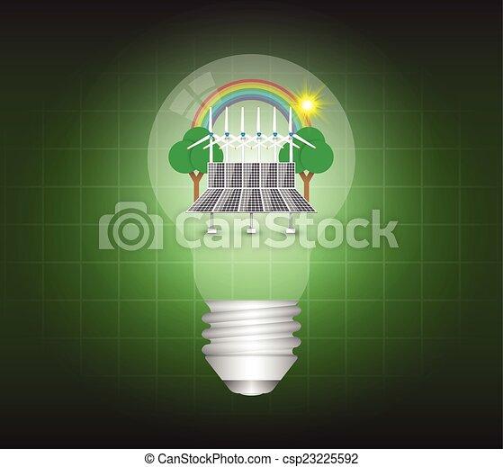 Energy - csp23225592
