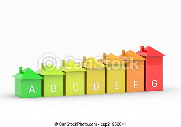 energy efficiency - csp21982041