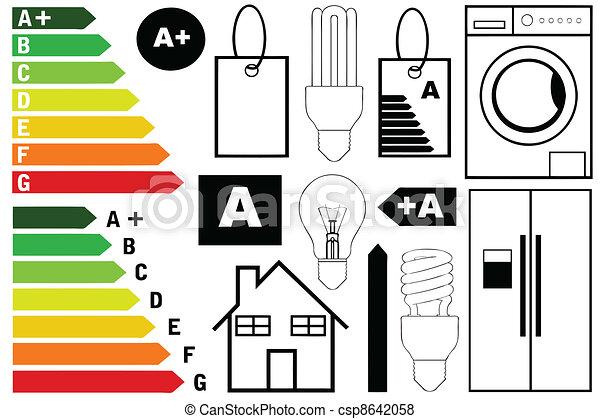 Energy efficiency elements - csp8642058