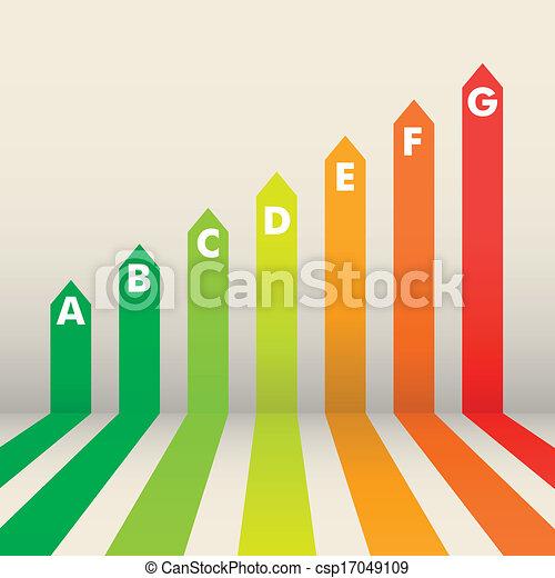 Energy Efficiency Rating - csp17049109