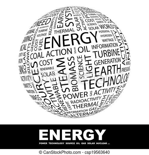 ENERGY - csp19563640