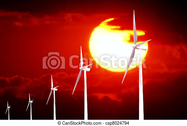 Energy from nature - csp8024794