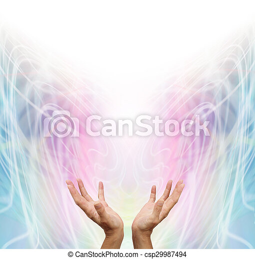 Energy Healer  - csp29987494