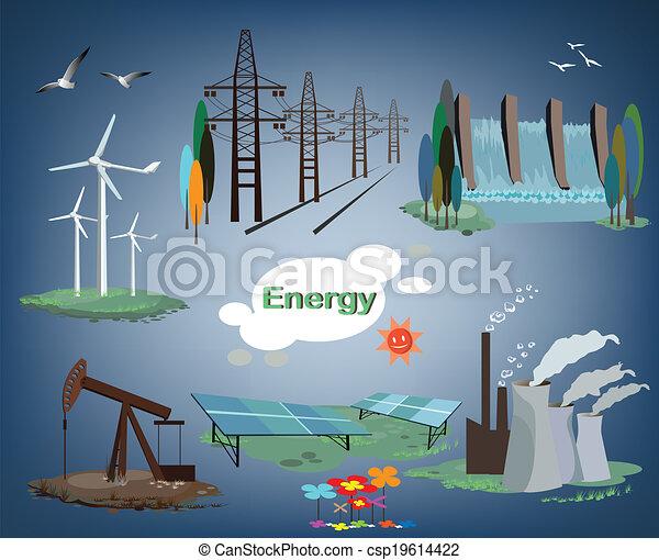 energy - csp19614422